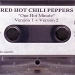 One Hot Minute Promo Cassette Tape