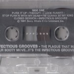 Plauge That Makes... Cassette Side 1