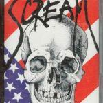 Scream Cassette Cover