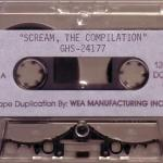 Scream Promo Cassette Side A