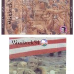 Woodstock '94 (Box Set) Discs 3&4 Cover & U-Card