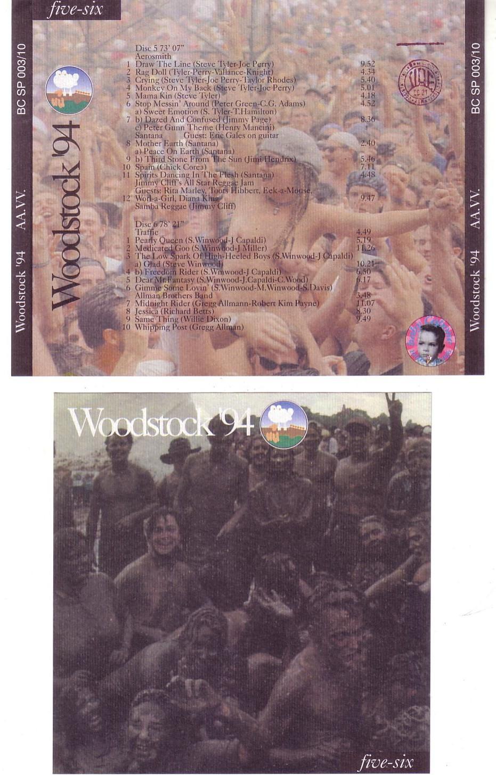 Woodstock '94 (Box Set)   janesaddiction org