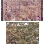 Woodstock '94 (Box Set) Discs 7&8 Cover & U-Card