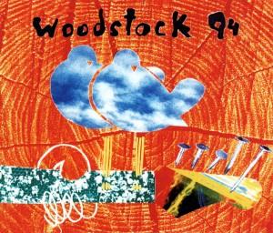 Woodstock '94 Cover