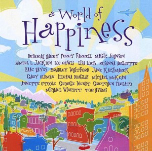 A World of Happiness Cover