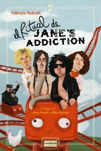 El Ritual de Jane's Addiction Cover