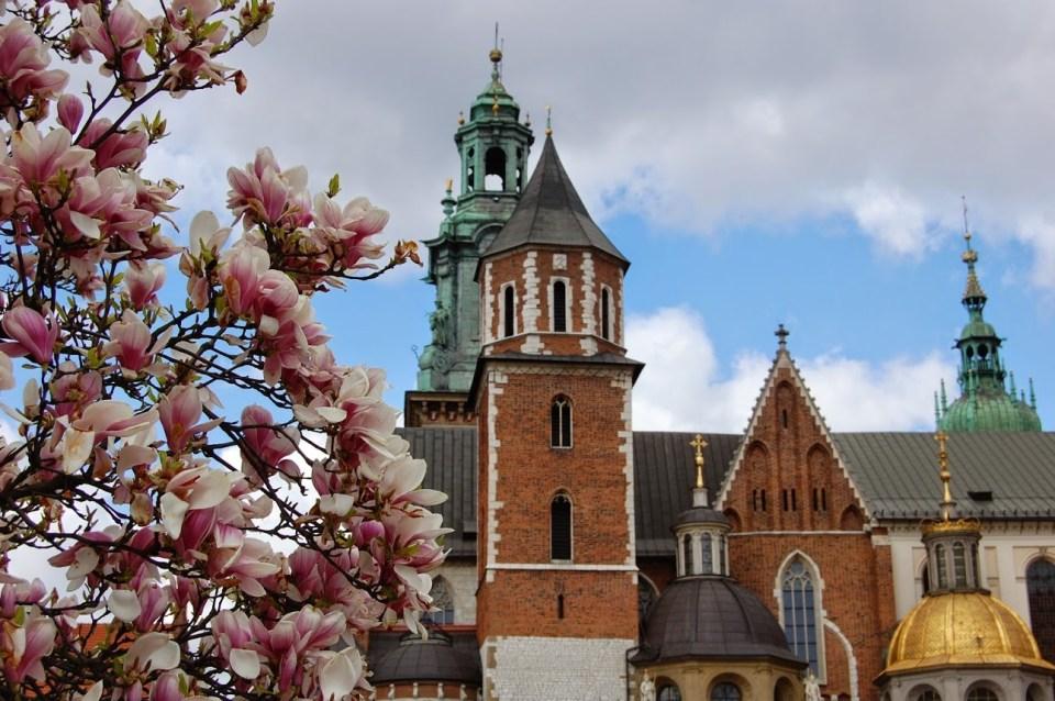Krakow, Poland vacation travel spring