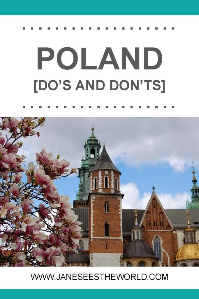 Poland travel vacation