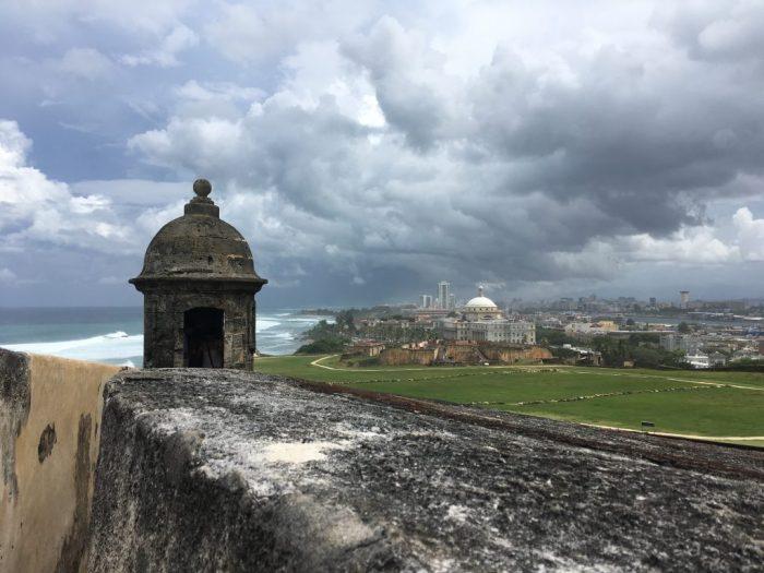 San Juan's Fortress