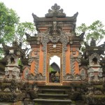 Doorway in Bali