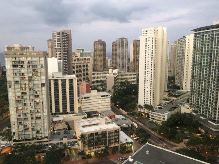 Airbnb in Honolulu, Hawaii