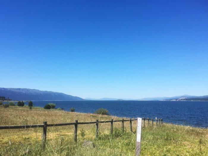 Cascade Lake in Idaho on a summer day, exploring your own backyard