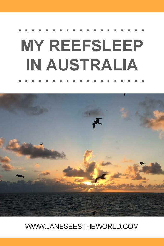 Reefsleep Australia travel vacation Great Barrier Reef