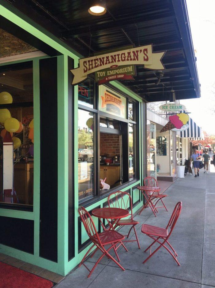 Shenanigans Toy Emporium in Coeur d'Alene, Idaho