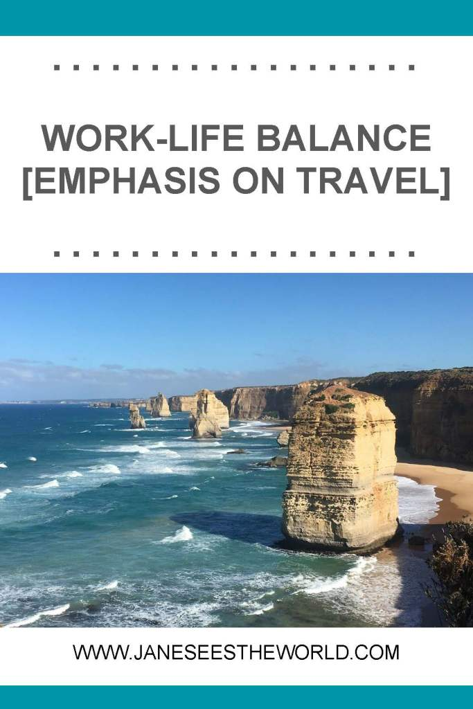 Australia vacation work-life balance