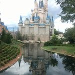 Castle at the Magic Kingdom