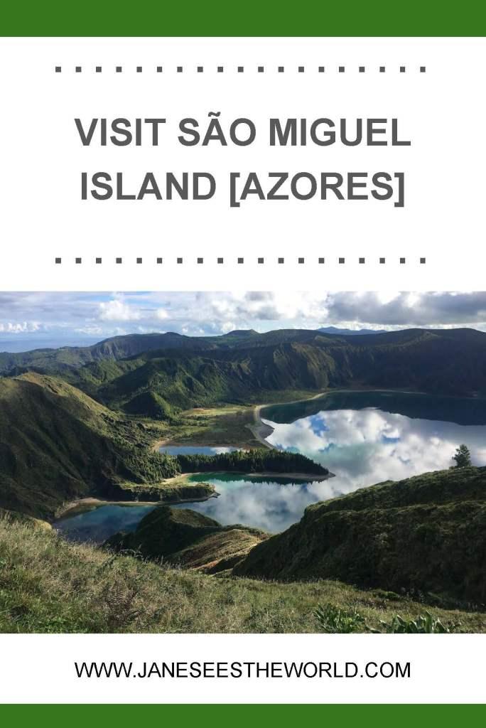 São Miguel Island, Azores, Pinterest