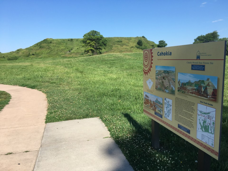 Cahokia State Mounds