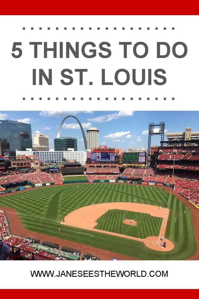 St. Louis Travel