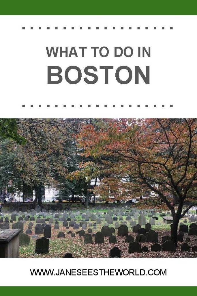 Boston cemetery Pinterest
