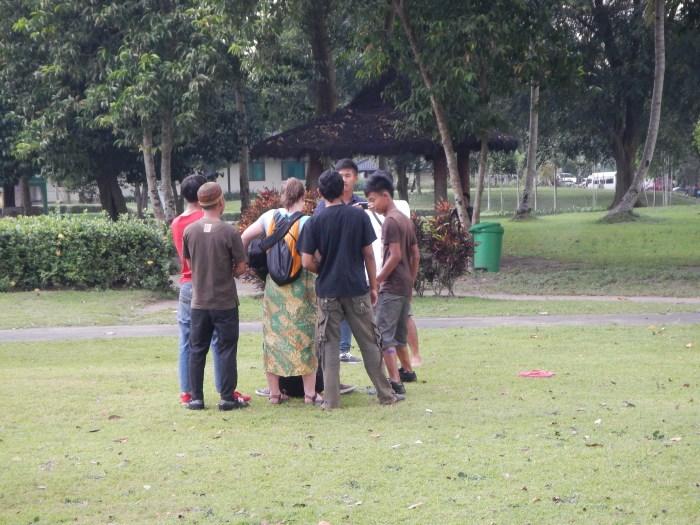 teens in Java