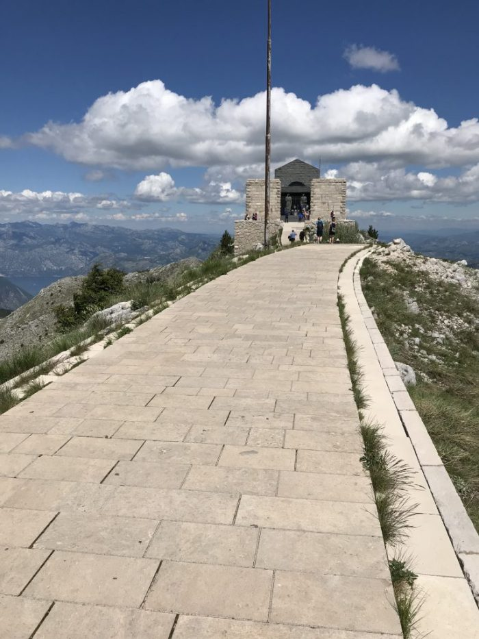 Lovcen mausoleum, Montegro, Five Montenegro Must-Sees