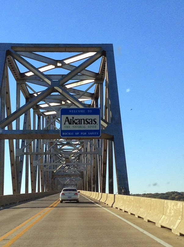 elements of a good road trip travel advice Arkansas