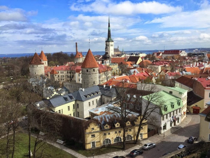 favorite cities to visit travel Tallinn Estonia