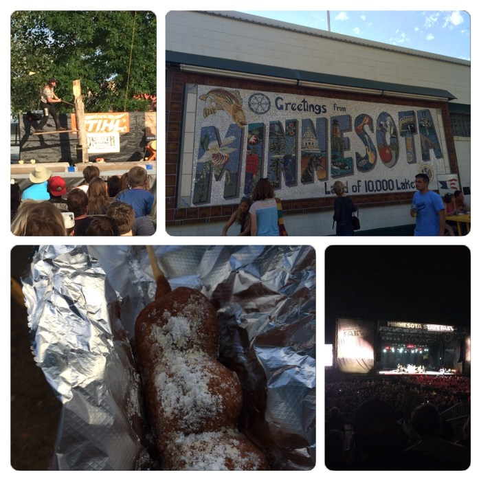 Minnesota State Fair highlights