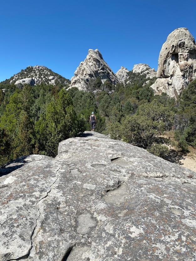 Exploring City of Rocks National Reserve