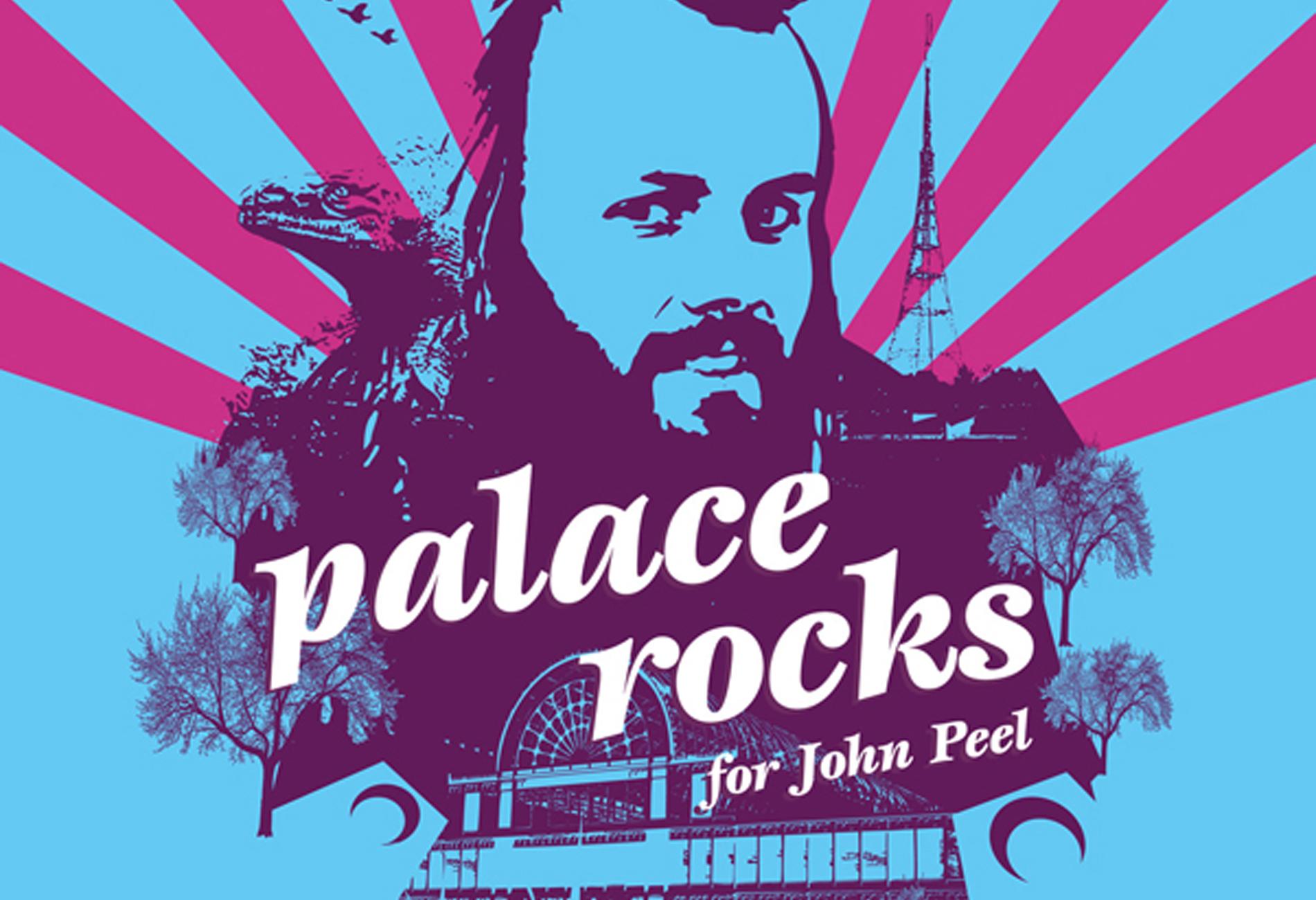 Palace Rocks DJ nights