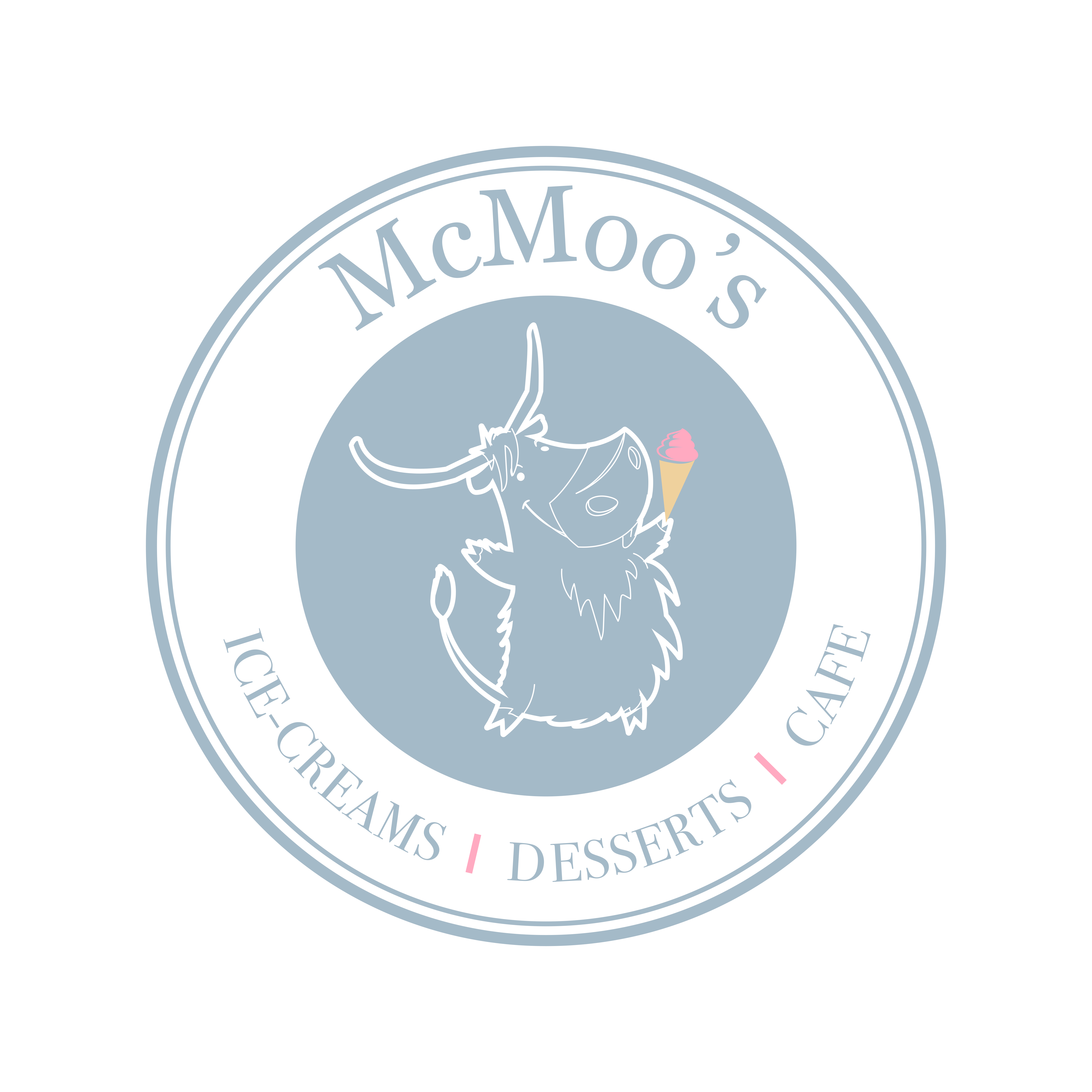 McMoo's icecream parlour