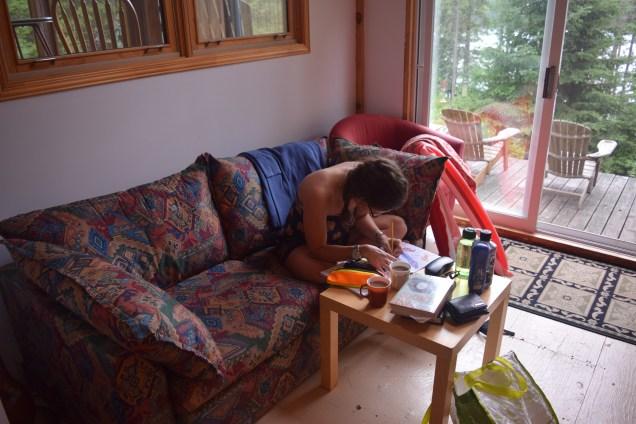 Cottage Time - JanessaMann.Com