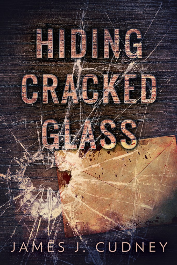 Hiding Cracked Glass by James Cudney IV