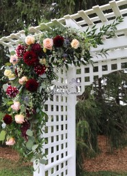 Janes Flower Shoppe Weddings Events016