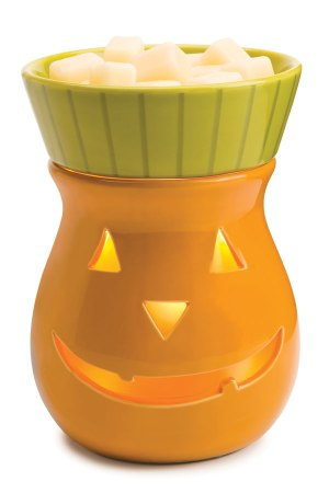 Pumpkin Electric Wax Warmer