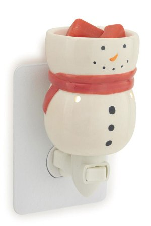 Snowman Plugin Wax Warmer