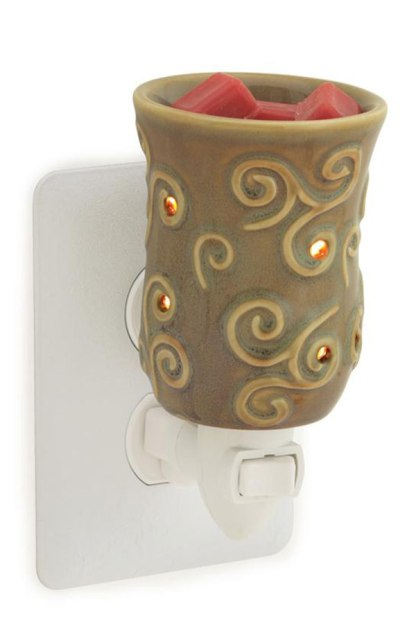 Moss Plugin Wax Warmer