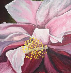Hibiscus - Overcome Fear and Self-Doubt