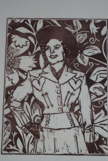 Calamity Jane Burden By John Brisland