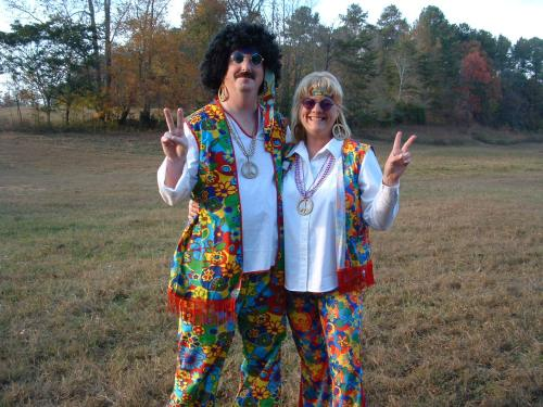 10 of the best all time halloween costumes for couples hippie costumes