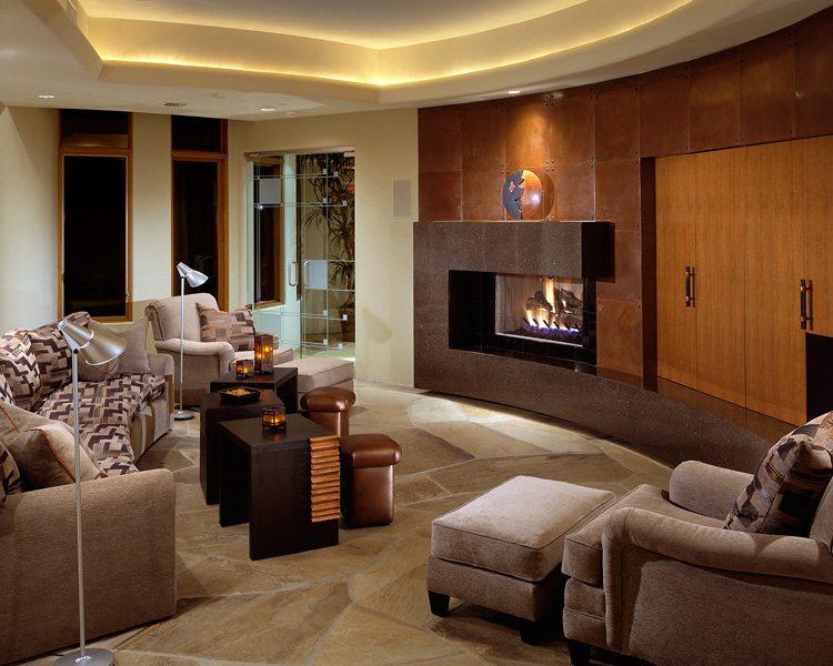 Soft Contemporary Interior Design Janet Brooks Design Scottsdale Interior Design Luxury Interior Design