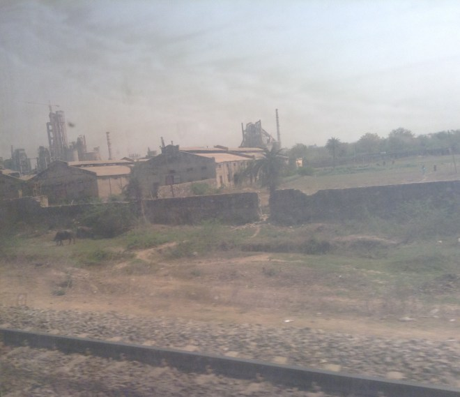 Hazy Train Windows