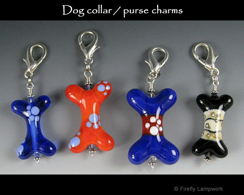 Dog Bone Charms
