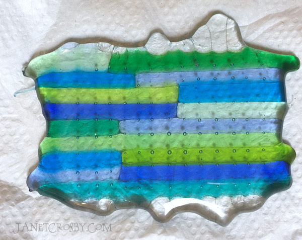 Fused Glass Rods