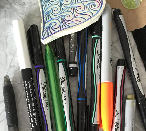 Art Pens - janetcrosby.com