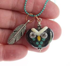 Heart Owl - janetcrosby.com