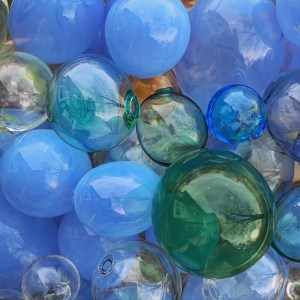 Glass Bubbles by Janet Crosby