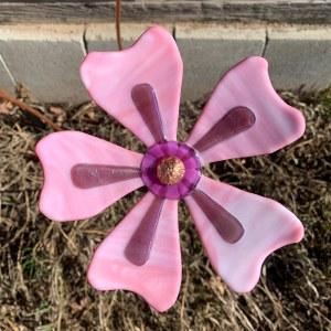 Garden Flower - Dusty Pink