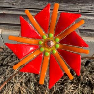 Garden Flower - Pinwheel